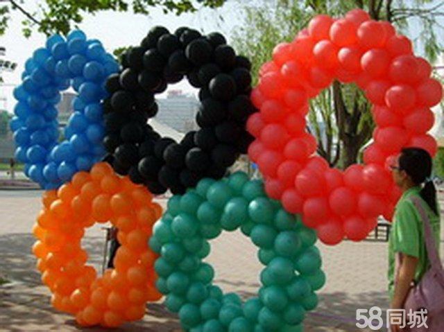 五环气球编制