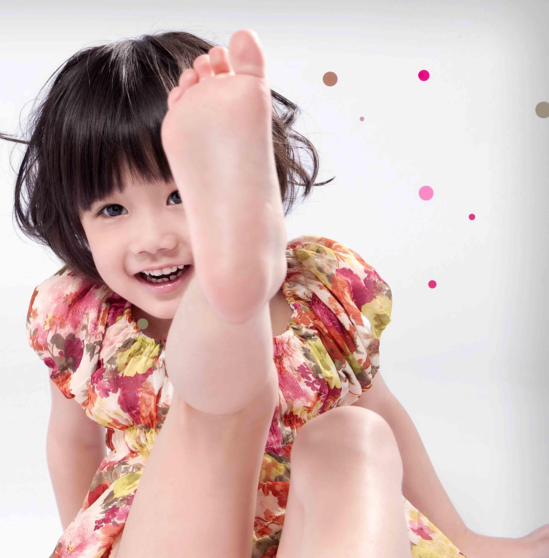可爱小孩的潮流图片