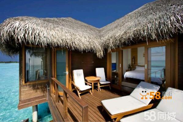 马尔代夫fullmoon满月岛2沙2水