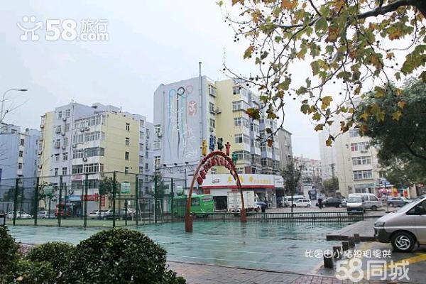 本家庭旅馆位于青岛市市北区北仲二路