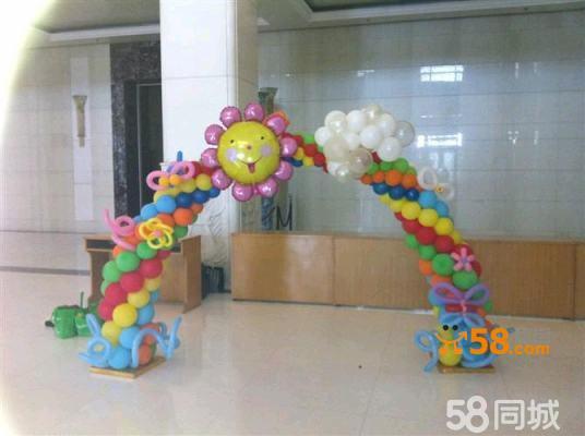 气球花制作步骤图