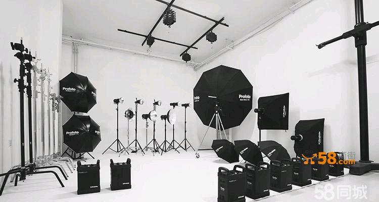 影棚 影楼  摄影灯 灯光器材 摄影器材 摄影设备 摄影工作室 背景布