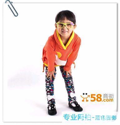 摄影服务 儿童模特