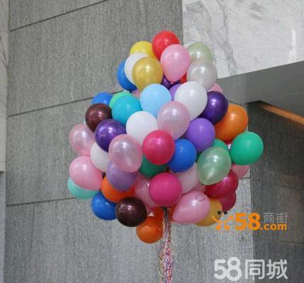 长气球编桃心型步骤图