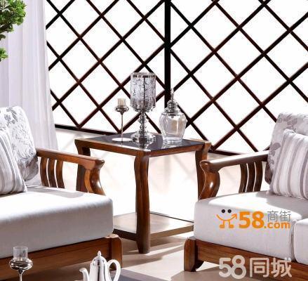 乌金木家具 客厅组合沙发