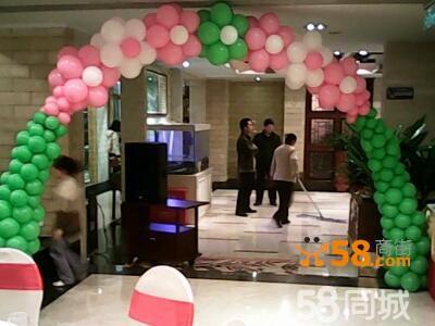 北京气球布置,气球造型制作