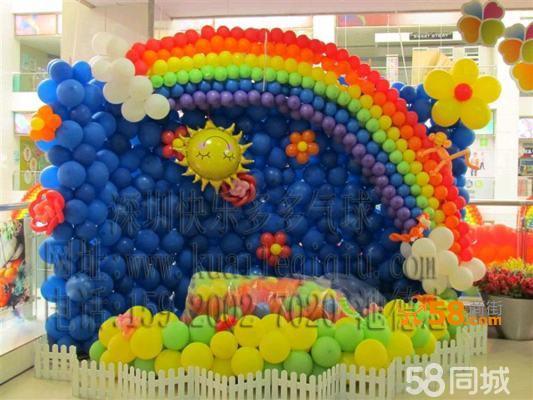 气球小孩造型步骤