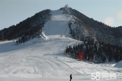 北京云佛山滑雪场