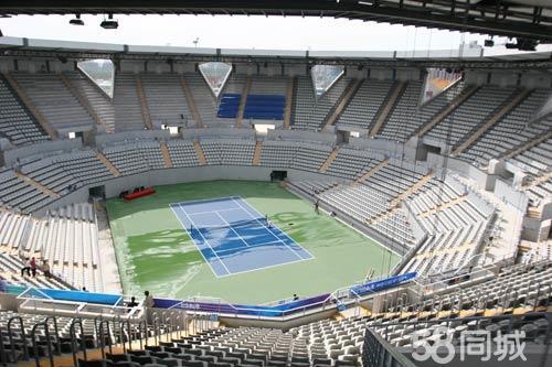 奥林匹克公园北区场馆群(网球中心)